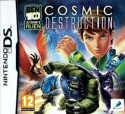Ben 10 Ultimate_Alien Cosmic_Destruction