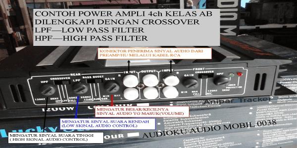 power 4 ch