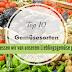 Die Top 10 der Gemüsesorten – So viel essen wir von unserem Lieblingsgemüse pro Jahr