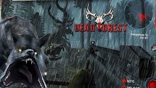 تحميل لعبة Dead Forest زومبي نقود لاتنتهي للاندرويد من ميديافاير