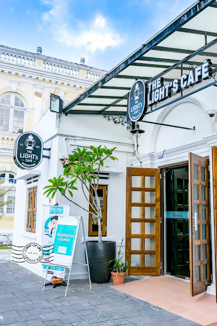 The Light's Cafe @ Pusat Bayan Setempat, Georgetown, Penang