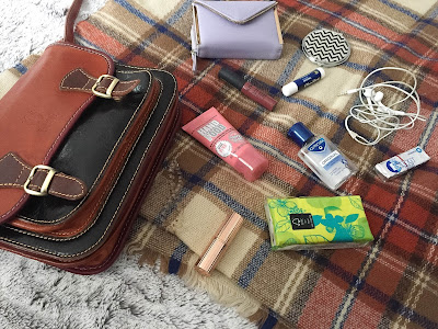 What's in my bag for autumn and winter