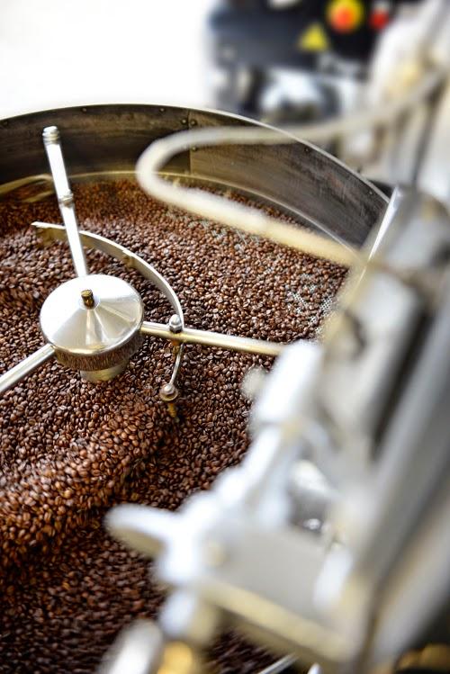 Roaststar: das Kaffeerösten als Handwerk