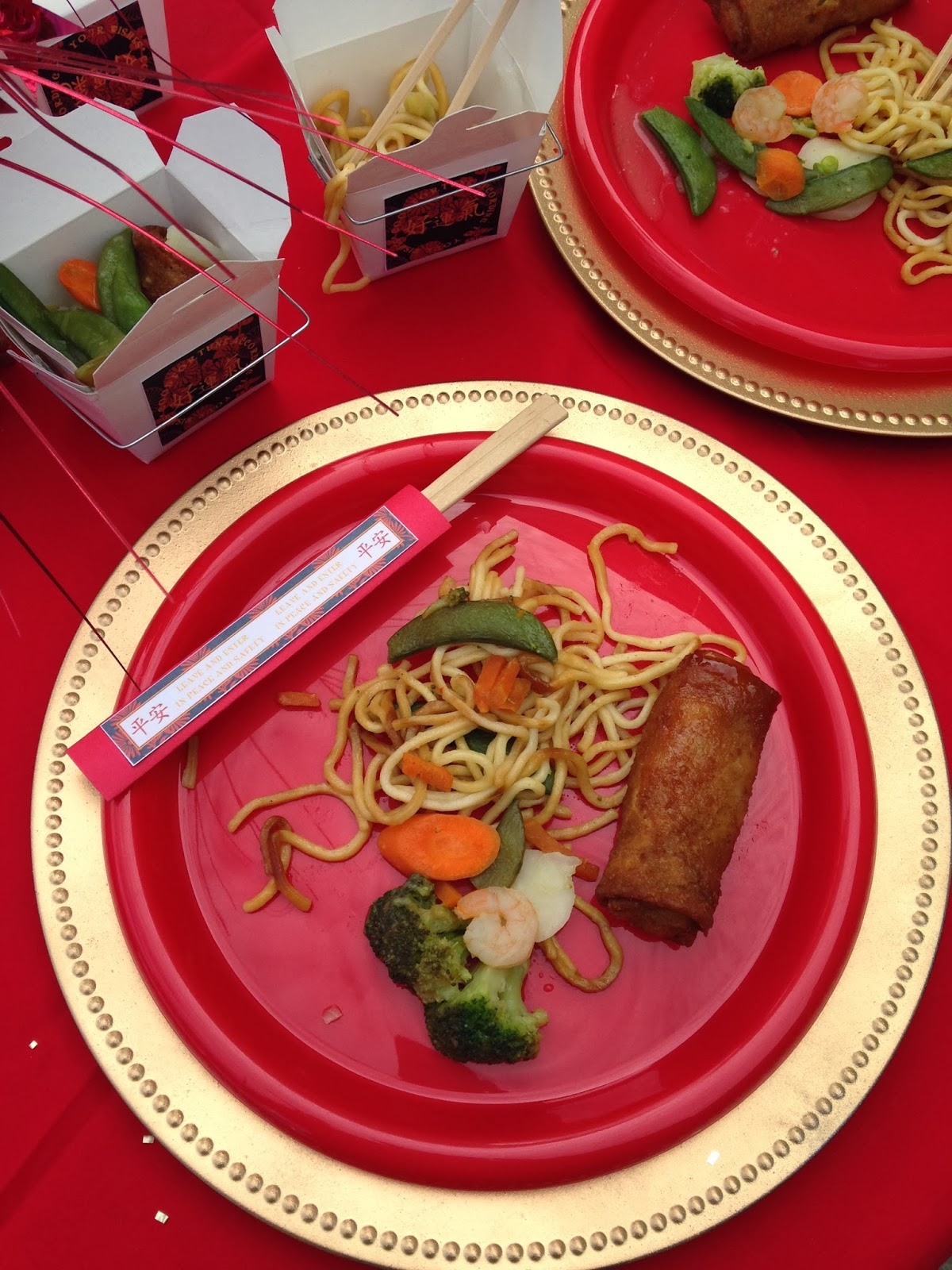 Chinese New Year Party Inspiration Free Printables