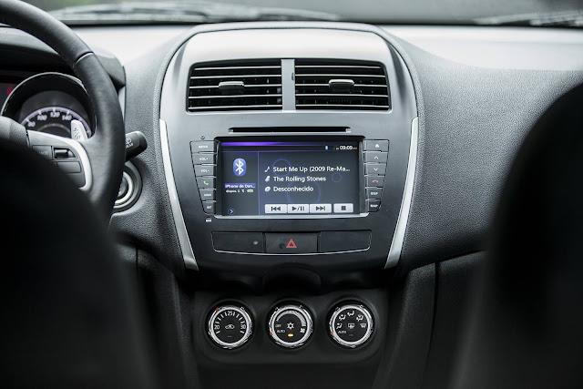 Mitsubishi ASX-S 2016