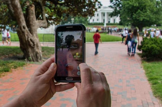 Pokémon Go toma conta do planeta - MichellHilton.com