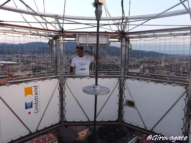 Turin Eye mongolfiera Torino