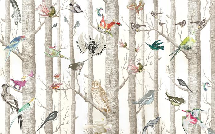 20 Best Simple Wallpaper Bird Design Ideas