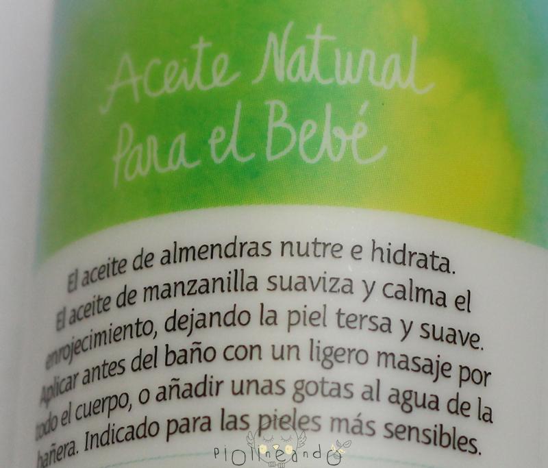 Piolineando: Amapola Bio Bebé
