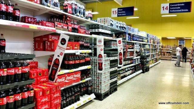 Tesco Coca Cola