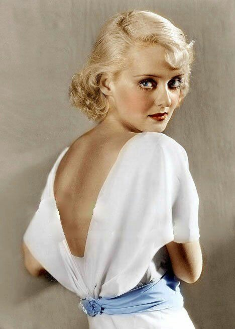 hollywood greats no longer with us: bette davis