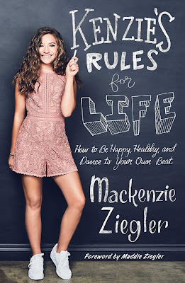 Mackenzie Zeigler at Anderson's Bookshop on Friday, May 11