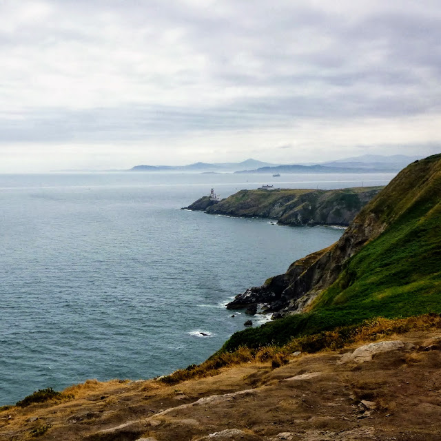 One Day in Dublin Itinerary: Howth Cliff Path Loop