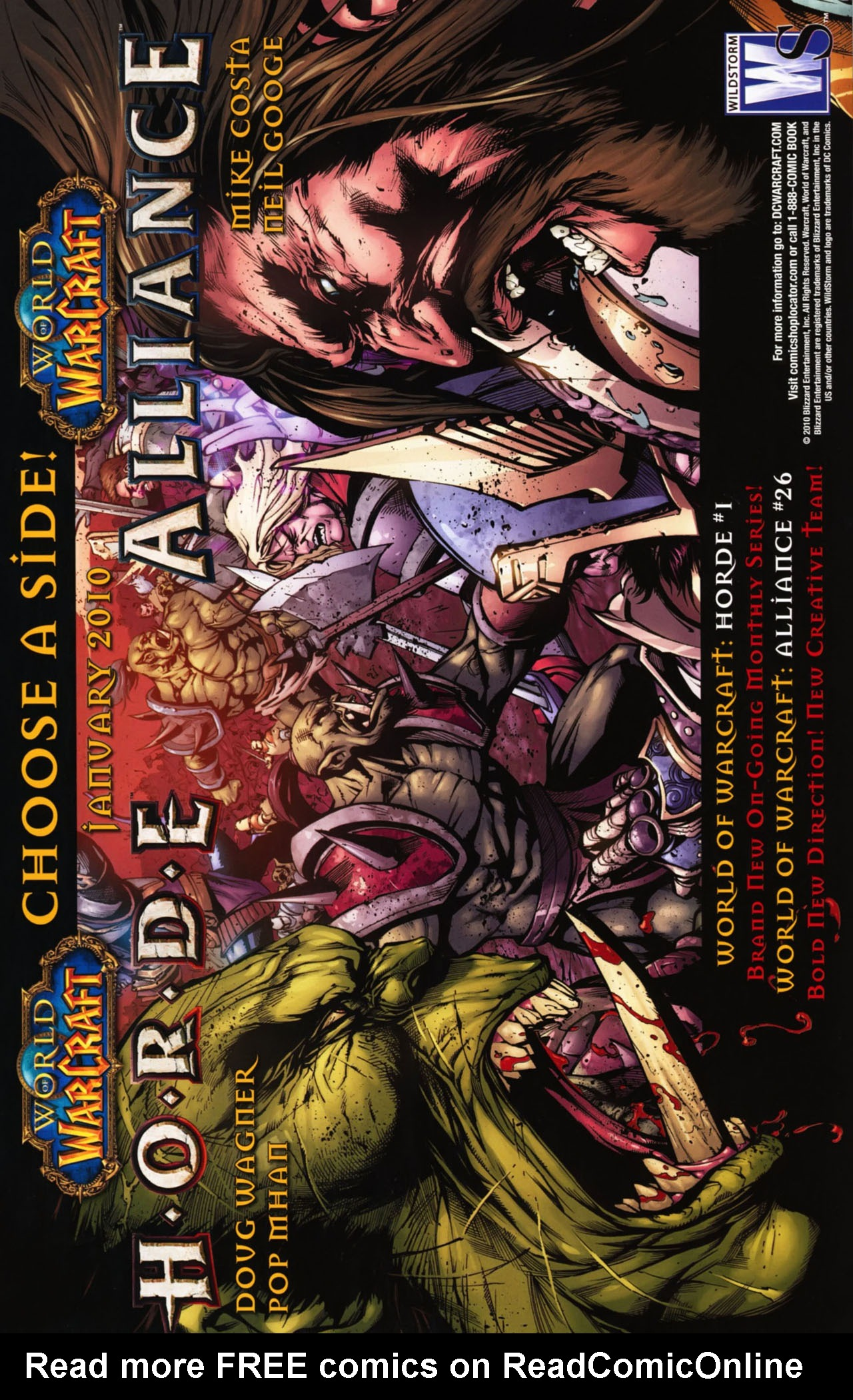 Read online World of Warcraft comic -  Issue #25 - 14