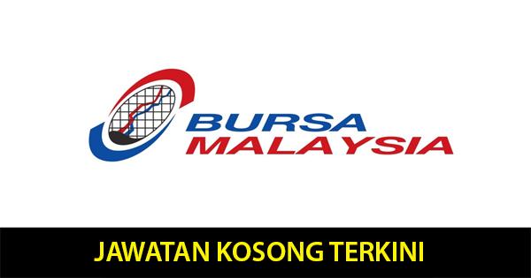 Jawatan Kosong di Bursa Malaysia 2017