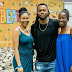 Friendly Exes! Flavour and Anna Banner take their daughter out on Christmas bay... are they still smashing?