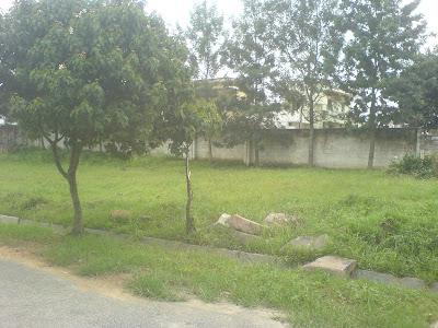 Ganga Nagar Site for sale 30x30