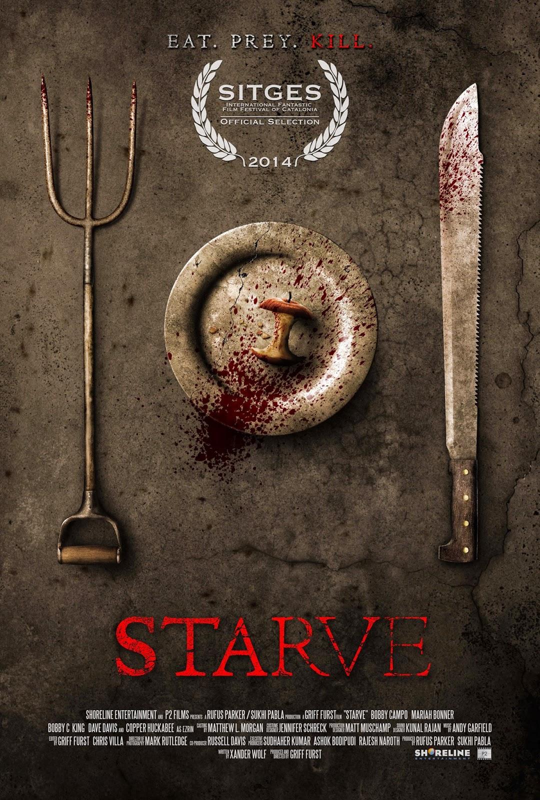 Starve (2014)