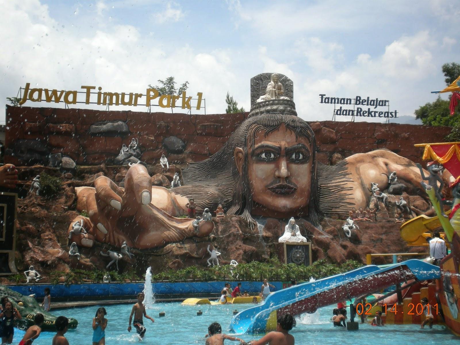 Objek Wisata Jatim Park 1 Batu Malang Yang Super Seru