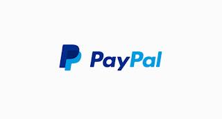 Font yang digunakan PayPal
