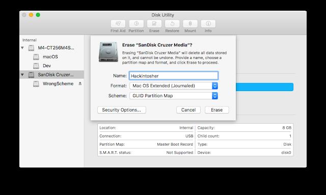 Hướng dẫn Format ổ USB