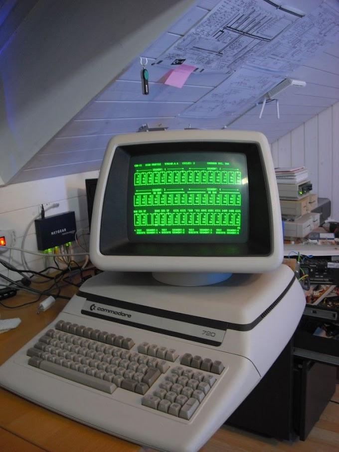 Commodore 720