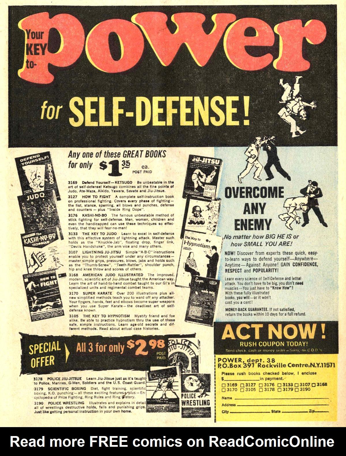Strange Adventures (1950) issue 210 - Page 30