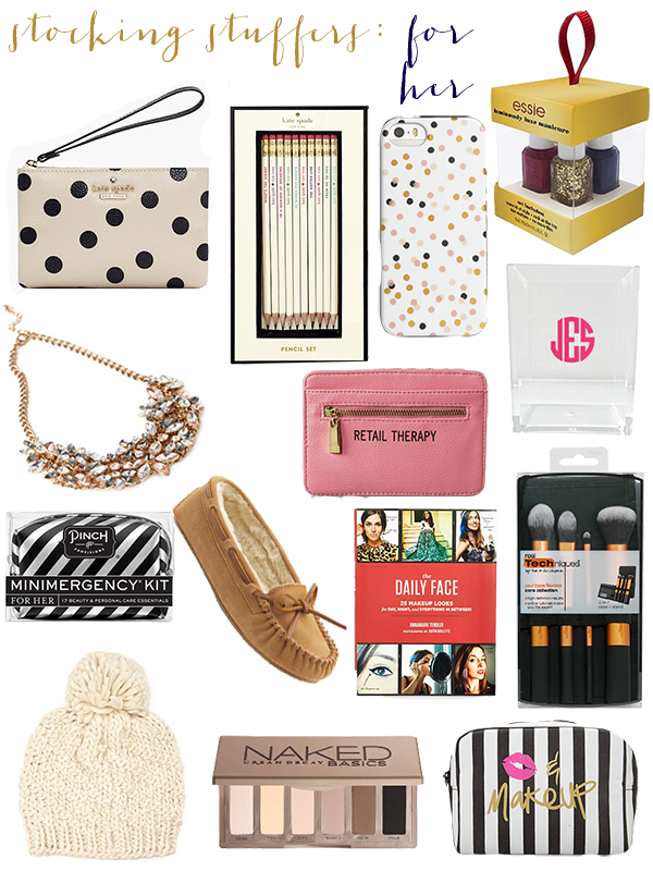 of life and style: Happy Holly Days: Stocking Stuffers Guide
