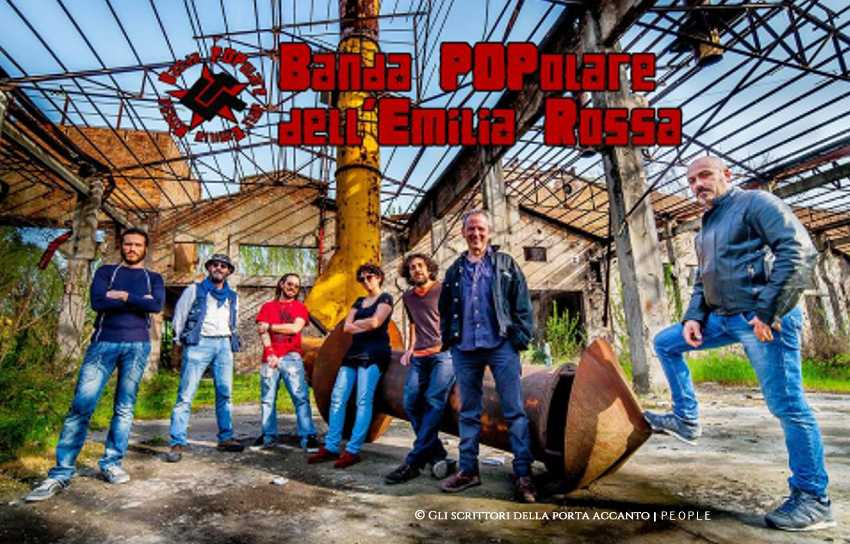 Intervista alla Banda POPolare dell'Emilia Rossa