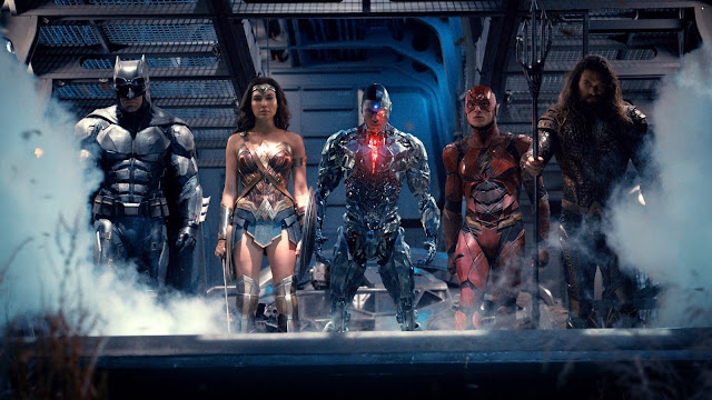 batman wonder woman cyborg flash aquaman
