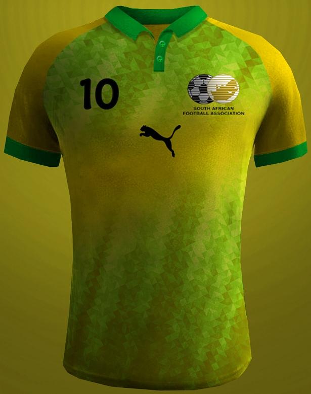 c225c4635 Designer angolano idealiza novos uniformes para seleções africanas - Parte  01