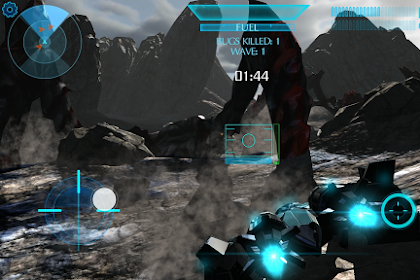 Download Game Android OSIRIS BATTLEFIELD APK + OBB