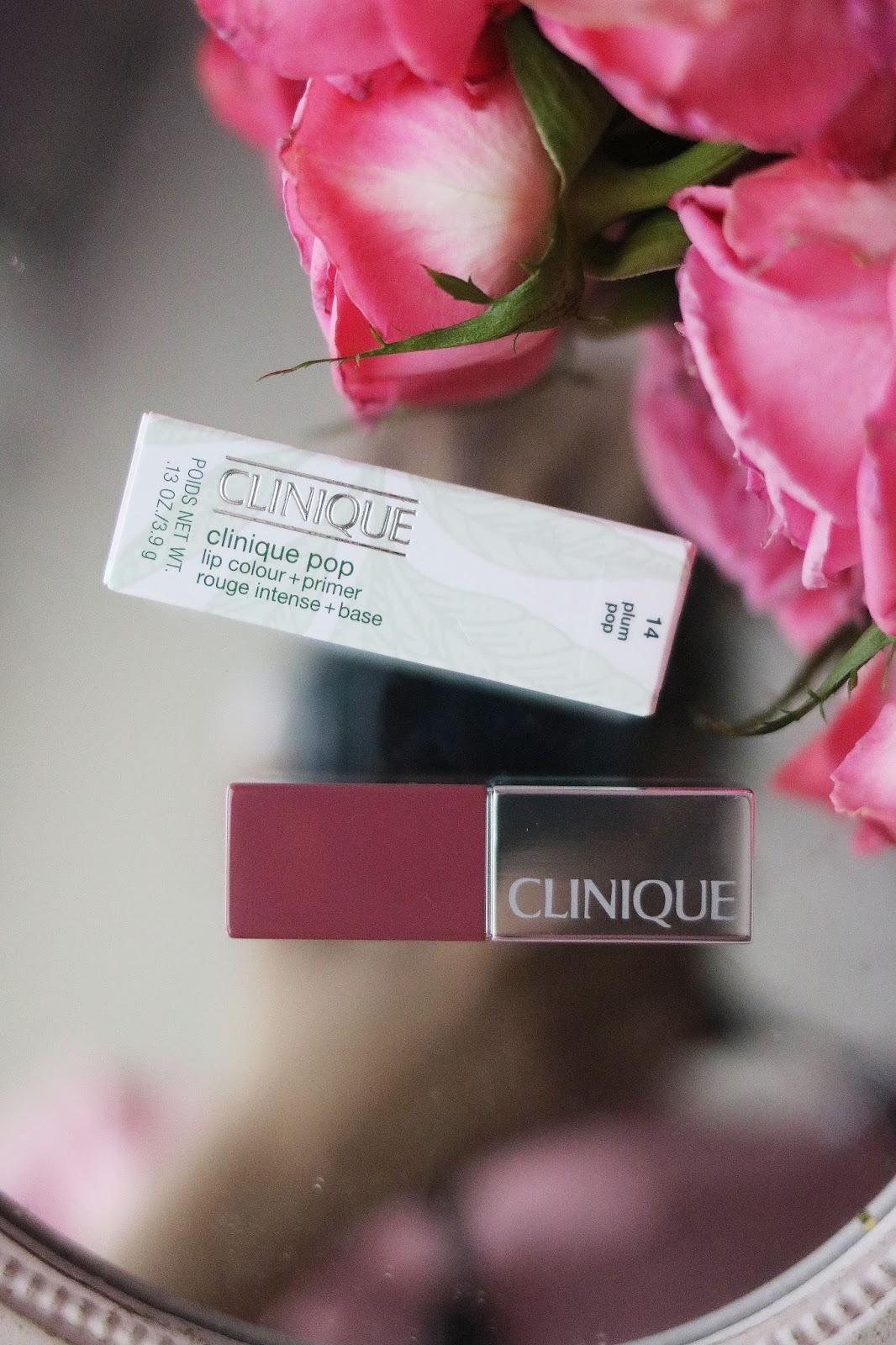 PLUM POP , Clinique POP rouge intense ,rosemademoiselle , Rose Mademoiselle , CLINIQUE  , octoly , avis , swatch , blog beauté , Paris , test