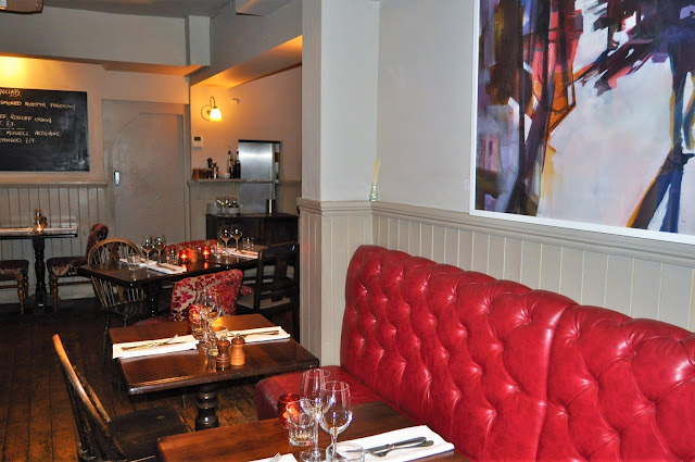 Foodie Friday - The Ginger Dog, Kemptown, photo by modernbricabrac