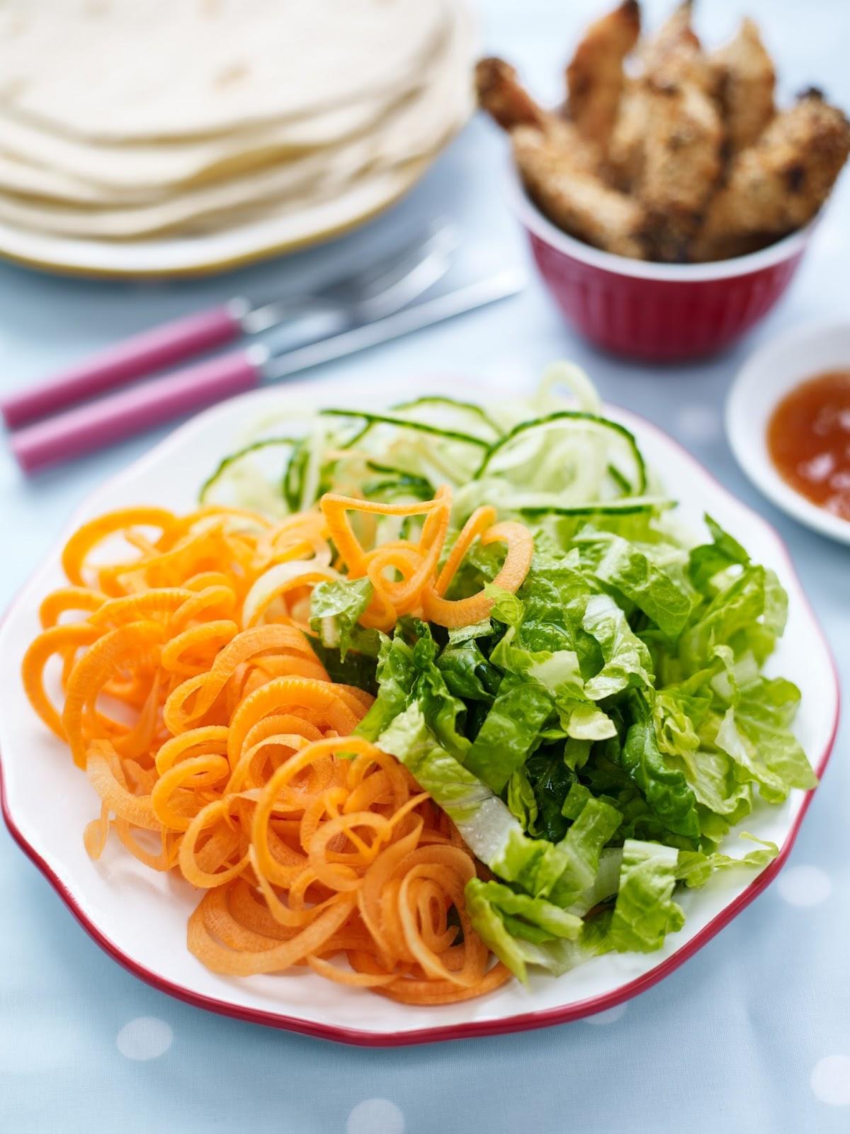 Slurpy Salad