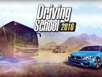 Driving School 2016 Apk v1.8.1 Mod Unlocked Terbaru