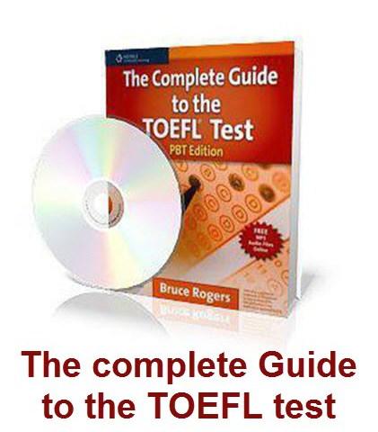 كتاب تعليم التوفل pdf