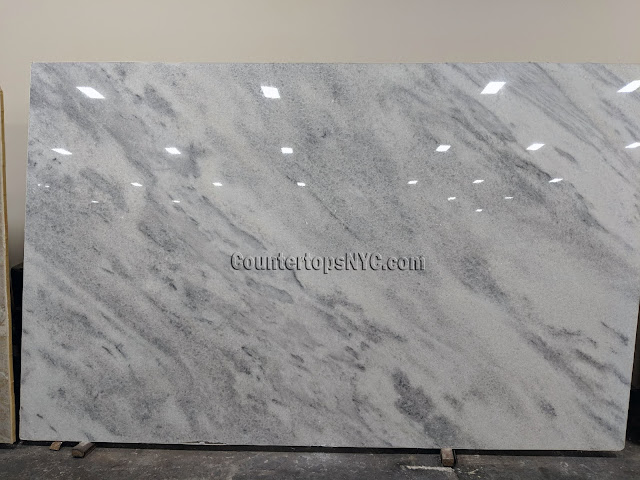 Crystal White Quartzite Slabs for Countertops