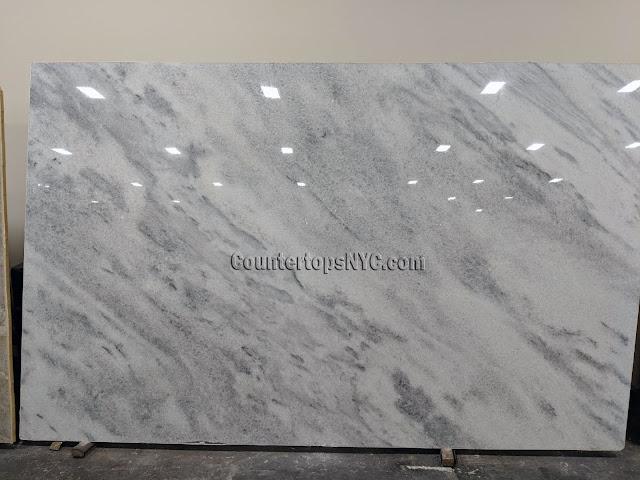 Crystal White Quartzite Slabs for Countertops