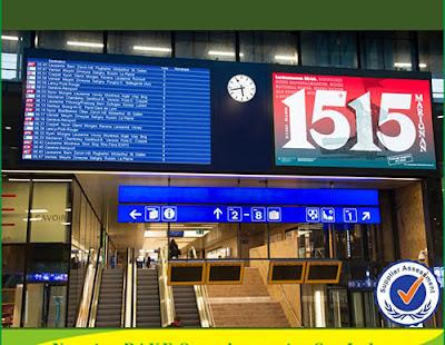 Công ty nhập khẩu màn hình led p5 indoor giá rẻ tại Hòa Bình
