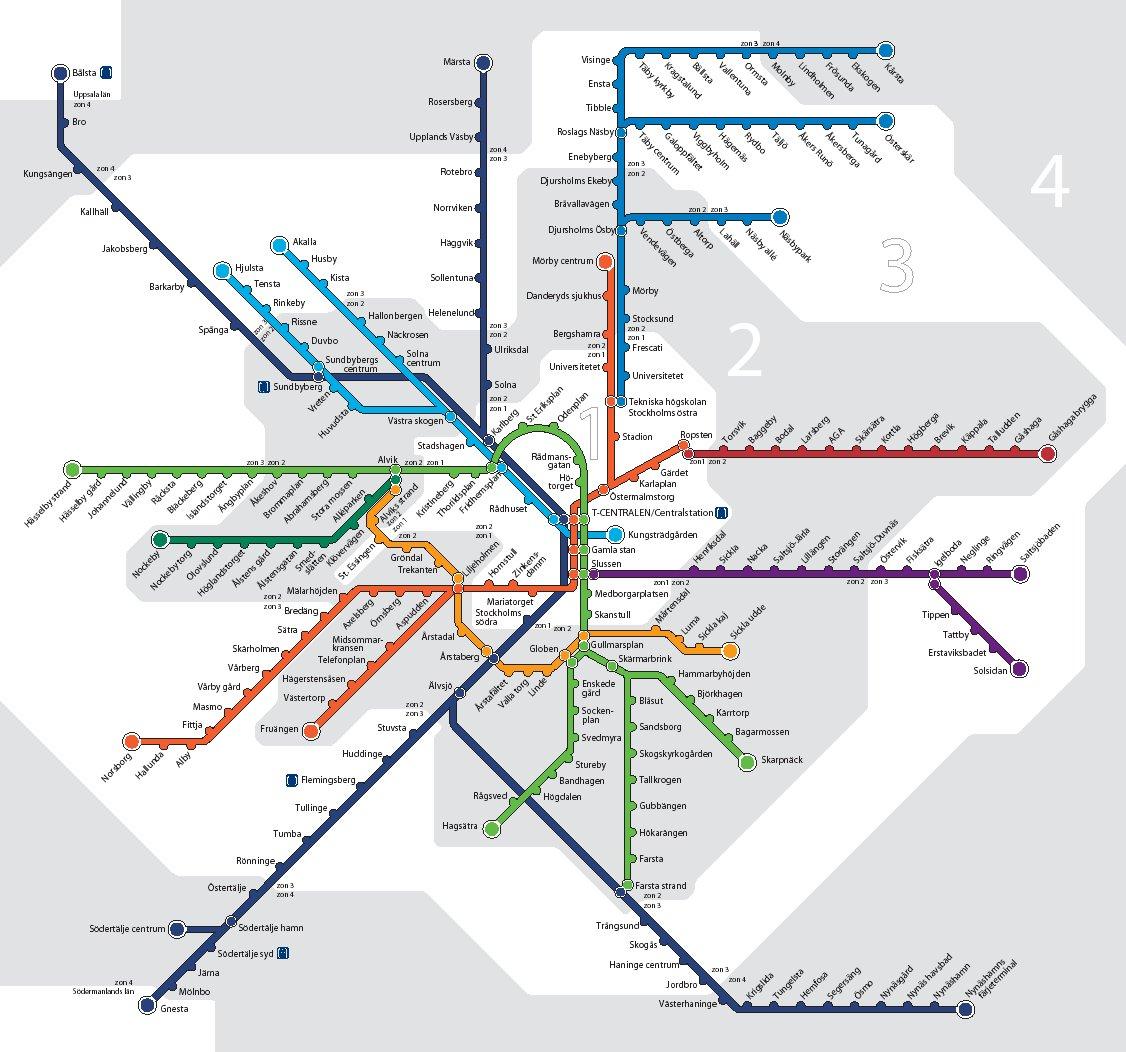 Stockholm Subway Map Pdf.Metro Map Pictures