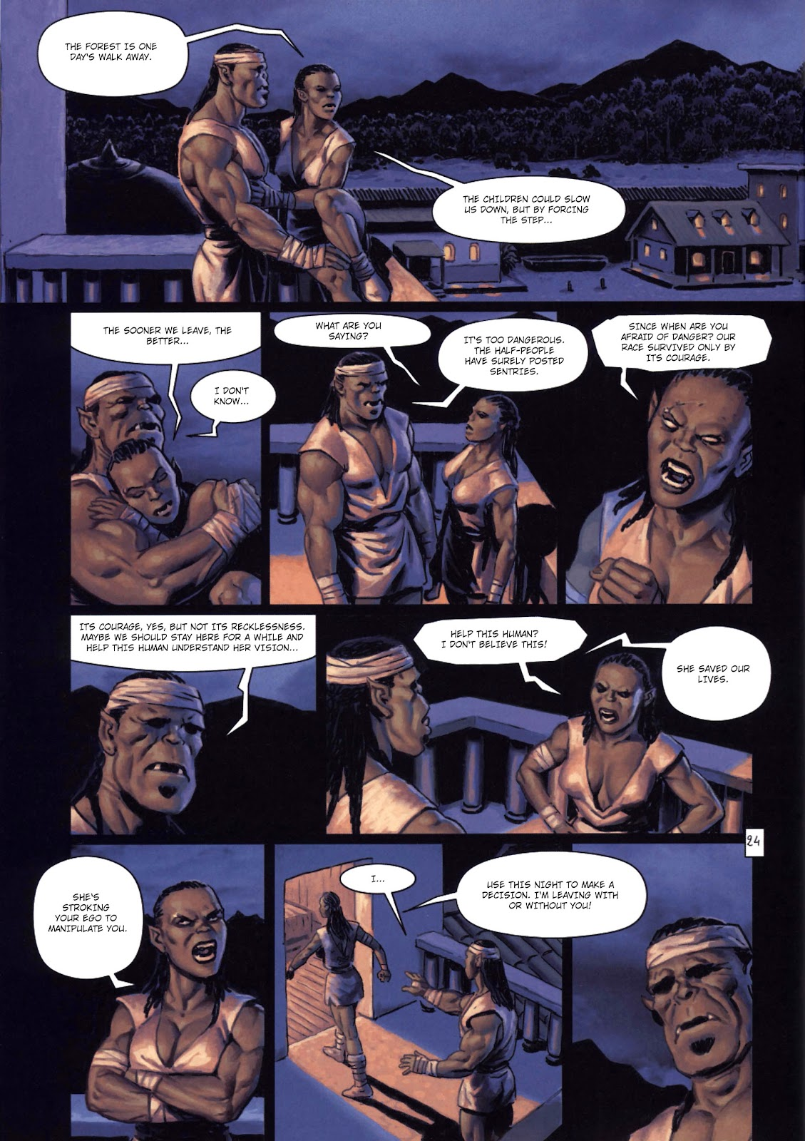 Read online Orks comic -  Issue #2 - 27