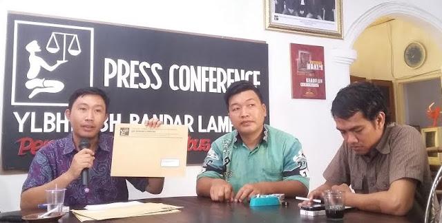 Arogansi Arinal Djunaidi, LBH Minta Presiden Jokowi Kenakan Sanksi