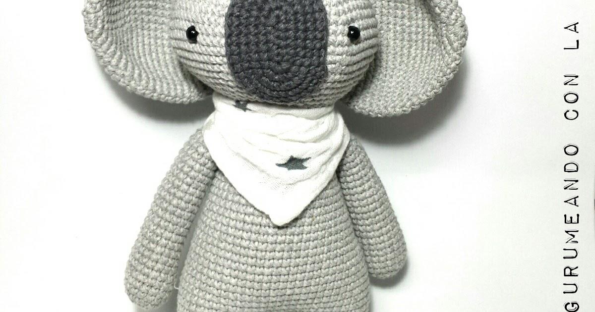 Amigurumeando con la Luna: Pepe el Koala