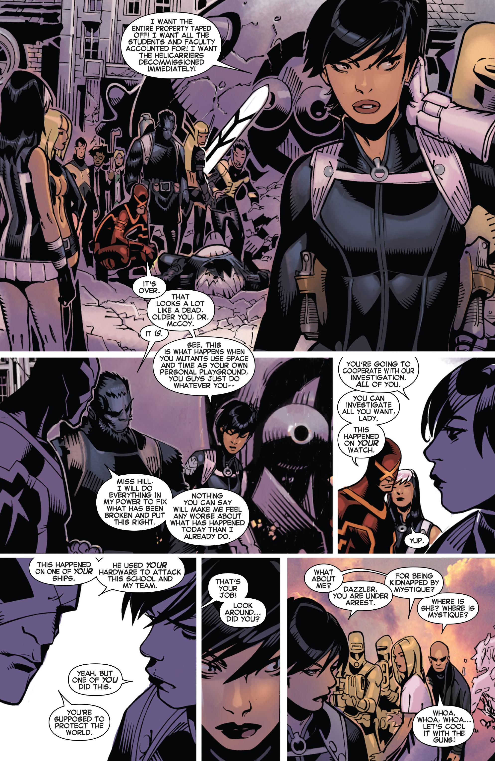Read online Uncanny X-Men (2013) comic -  Issue #22 - 18