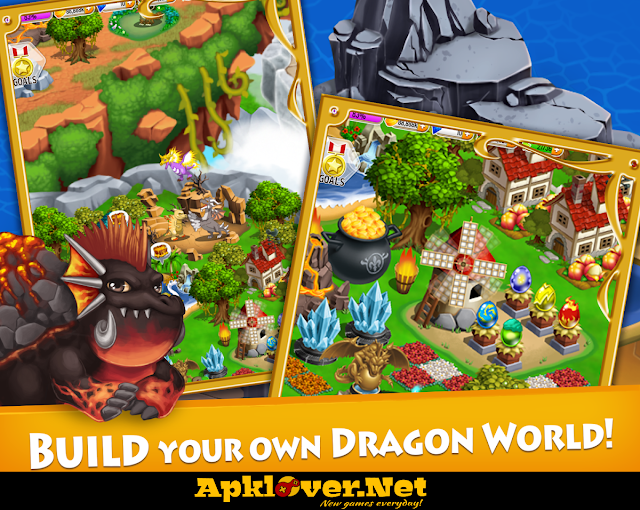 Dragon x Dragon APK MOD Unlimited Money