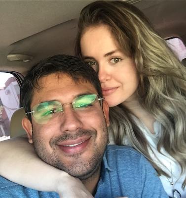 LIDIANE LEITE ESTARÁ DE VOLTA A BOM JARDIM ACOMPANHADA DO SEU NOIVO JULYFRAN CATIGUEIRO.
