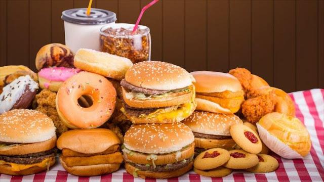 Conozcan los alimentos que agravan el riesgo de depresión