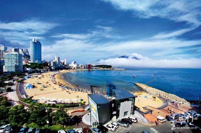 Đất nước xinh đẹp Hàn Quốc