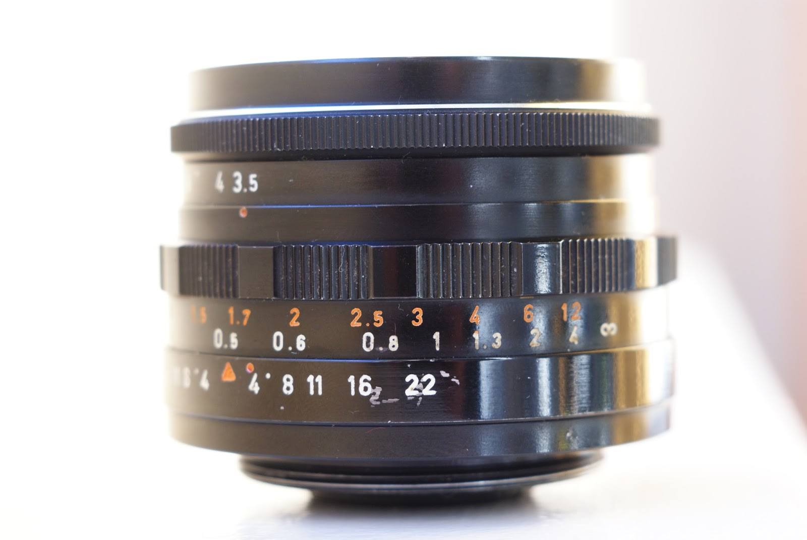 PENTACON 3.5/30 M42